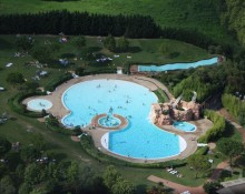 Waterpark: Les Cascades