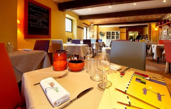 Restaurant Belles Rives